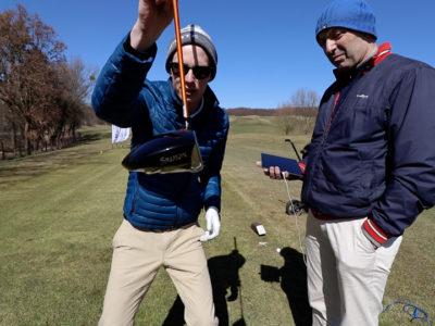Prezentacja systemu Arccos Golf i jak uderzać daleko driverem?